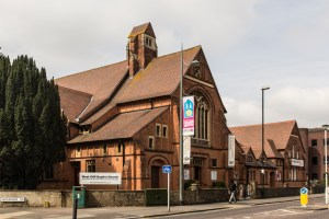 West Cliff Baptist Church, Poole Road, Westbourne