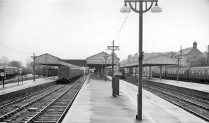 Bournemouth West Station, Westbourne