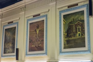 Paintings. The Grand Bingo, Westbourne.