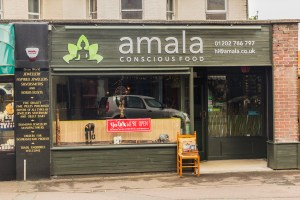 Amala Conscious Food, Westbourne Summer Festival 2016