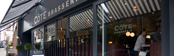 Cote Brasserie opening in West Bridgford