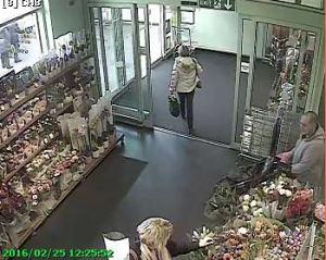 M&S theft door