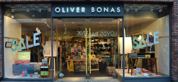 Oliver Bonas West Bridgford