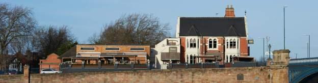 Riverbank Nottingham