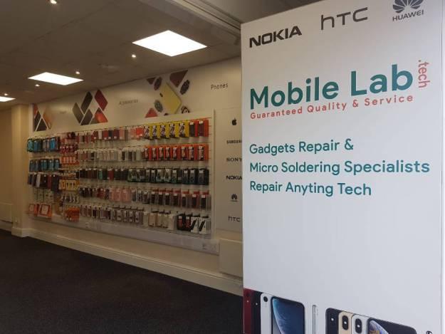 Mobile Lab West Bridgford