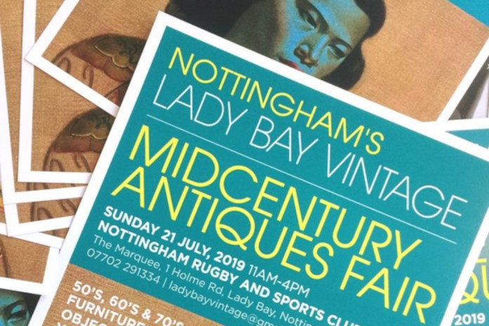 lady bay vintage fair