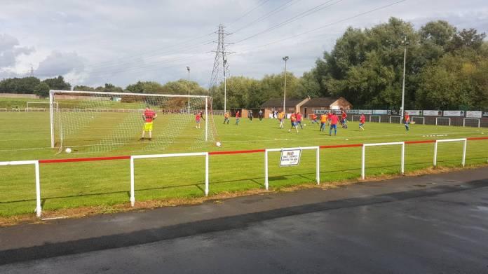 Borrowash Victoria AFC vs West Bridgford FC