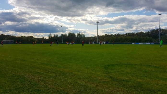 West Bridgford FC vs Sherwood Colliery FC