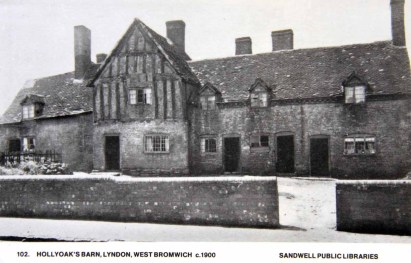 Postcard, Sandwell Archives.