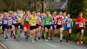 Chester Spring Five Miles Race