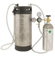 Home Beer Brewing Keg System