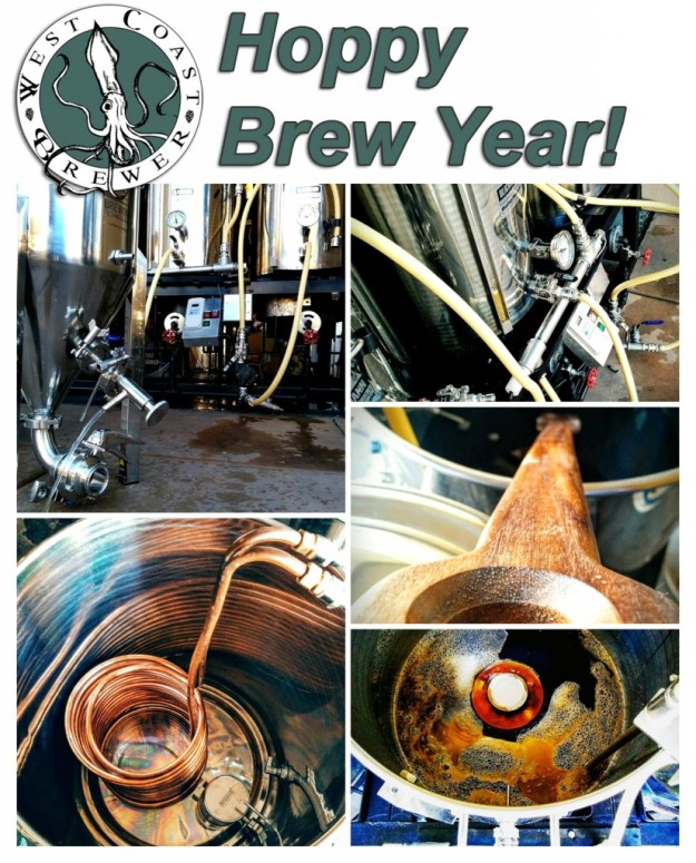 Hoppy Brew Year