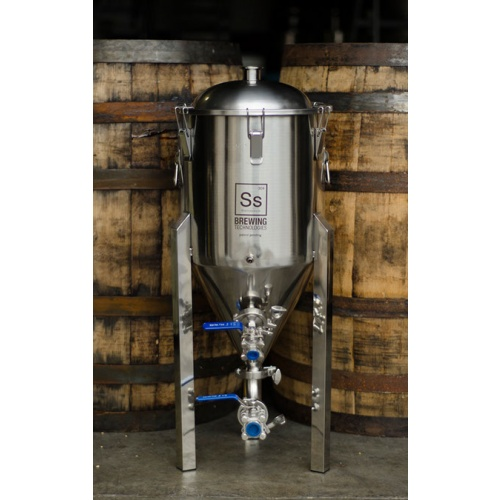 7 Gallon Stainless Steel Conical Fermenter