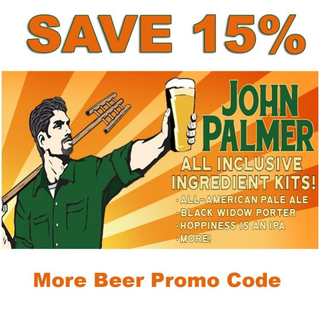 John Palmer Beer Recipe Kits