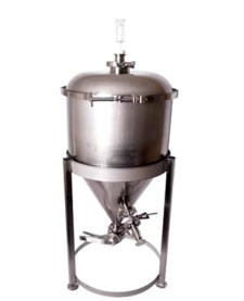Conical Home Brewing Fermentor