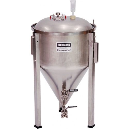 Blichmann 14 Gallon Stainless Steel Conical Fermenter