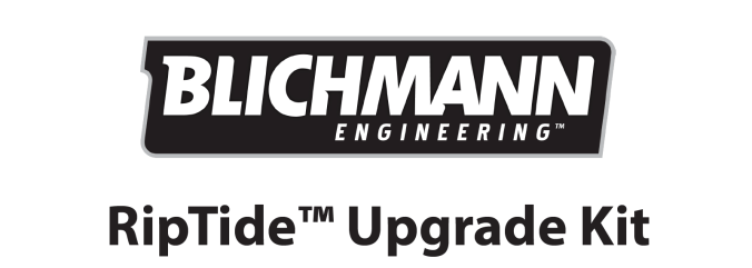 Blichmann Rip Tide Home Brewing Pump Upgrade Kit