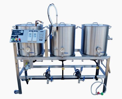 Stainless Steel Home Beer Brewing Systems