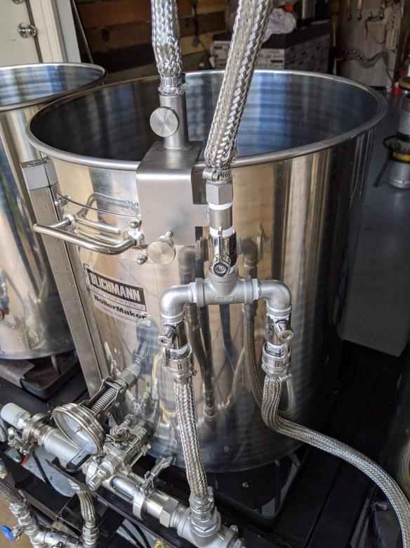 More Beer Stainless Steel Sparge Arm