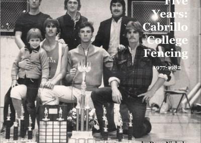 Cabrillo College Fencing