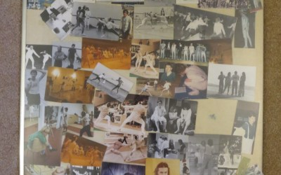 Studio of American Fencing Collage #1
