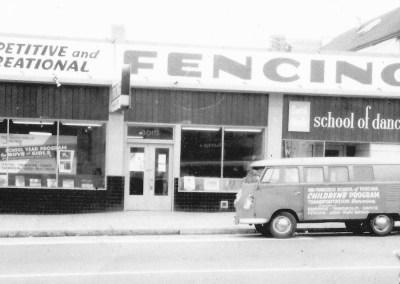San Francisco School of Fencing