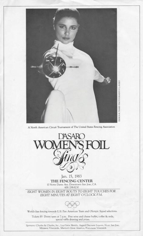 1983 DAsaro WF Poster