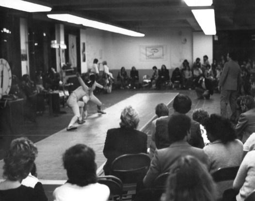 1983 Vinnie Bradford v Andrea Metkus