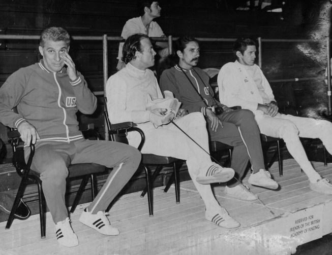 1970 Masters Geraci.Selberg.DAsaro.Richards