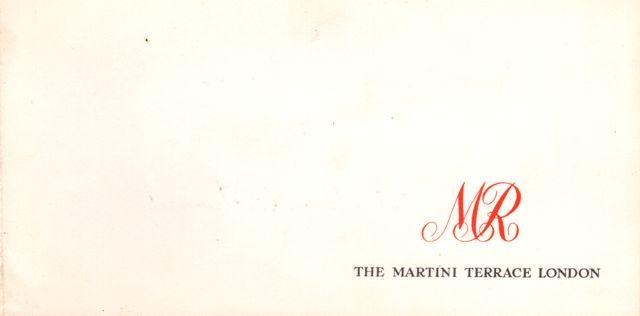 1970 Masters MartiniRossi invite.cov