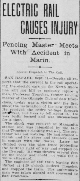 1903 Tronchet Shocked