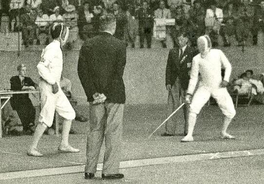 1936 Kabos v Marzi