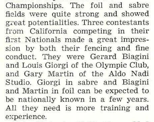 1949 Natls.First.Biagini