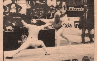 Fencing Times Reports on the 1981 World & National Championships