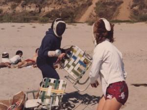 Len.DianeRussell.Beach