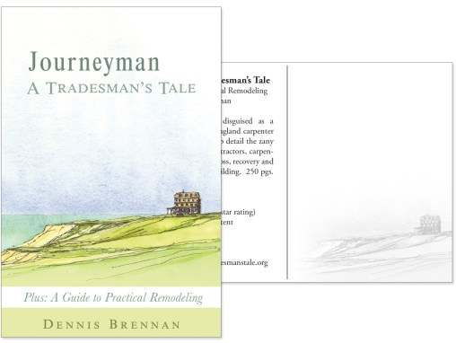 Journeyman A Tradesman's Tale – Postcard