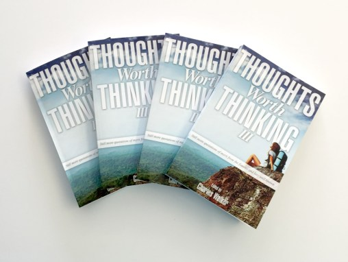 Charles Walker – Thoughts Worth Thinking Book