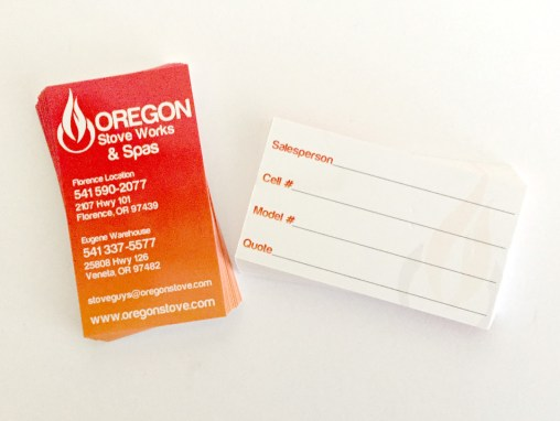 OSWS – Business Cards