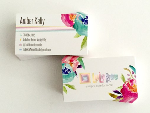 Lularoe – Business Cards