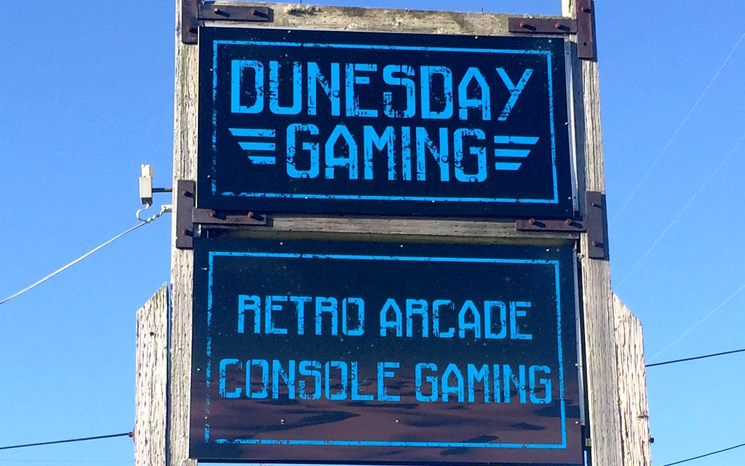 Dunesday Gaming – Signs