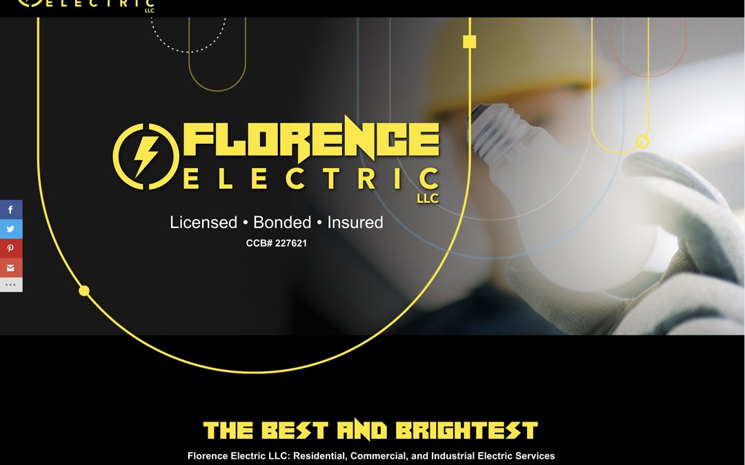Florence Electric – Website