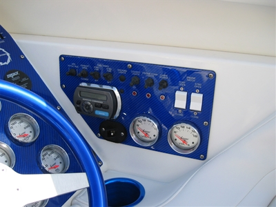 Replacement Boat Dash Panels