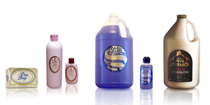 Soaps and Cleaning Products