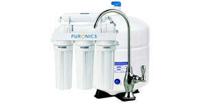 Puronics 5 Stage Reverse Osmosis Drinking Water System
