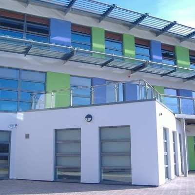 Westcoast Windows supplies bespoke composite windows and doors for commercial developments of schools, academies and universities