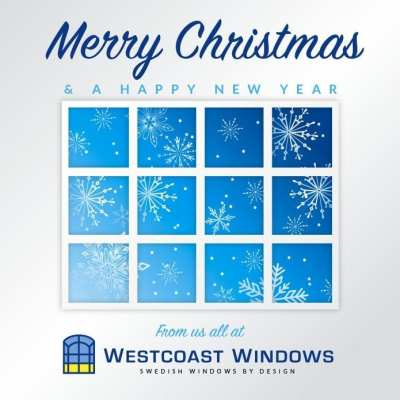 Westcoast Windows wishes you a Merry Christmas!