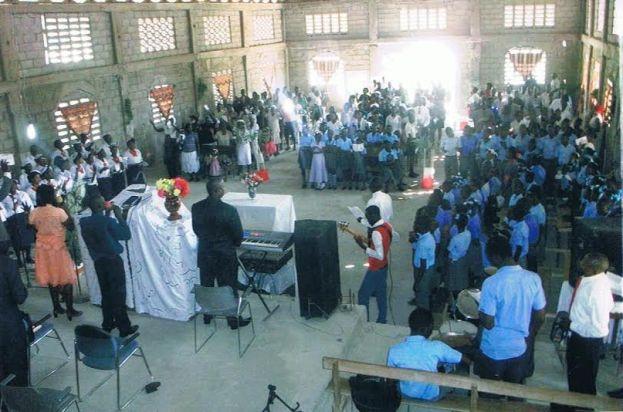 Haiti 2015 Church 1