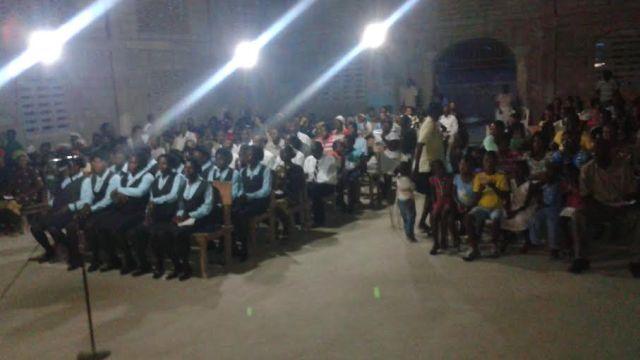 Haiti 2015 Church Aug4