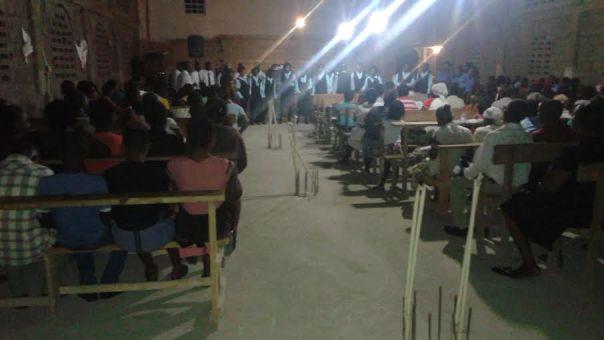 Haiti 2015 Church Aug5