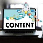 Content marketing visualization